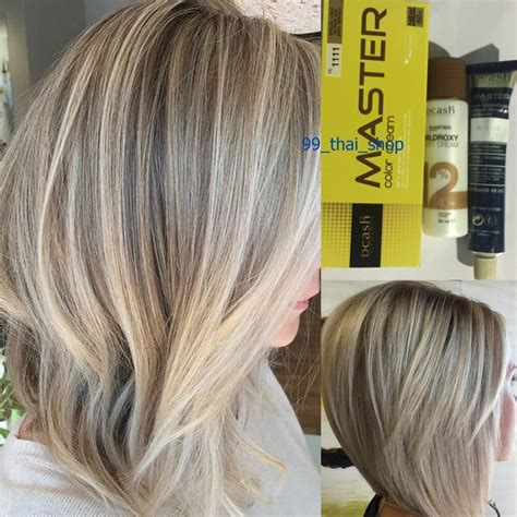 The Best Dcash Master Light Blonde Ash Gray Reflect Color Cream Pictures 640 x 480
