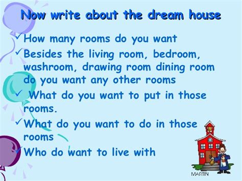 my dream room essay