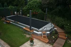 Solarkollektor Selber Bauen : solar rapid poolheizung auf einem hubdach ~ Frokenaadalensverden.com Haus und Dekorationen