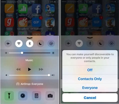 airdrop music from iphone to iphone how to share file iphone to iphone instantly via bluetooth Airdr