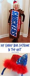 DIY Candy Bar Halloween Costumes - Oh My Creative
