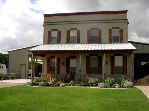 metal barn homes mueller buildings