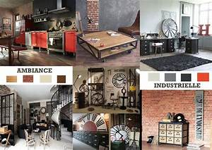 Style Et Deco : un int rieur tendance avec le style industriel sandra merlin ~ Zukunftsfamilie.com Idées de Décoration
