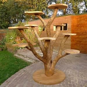 Kratzbaum Echter Baum : dat is een krabpaal cats pinterest cat cat tree and cat furniture ~ Frokenaadalensverden.com Haus und Dekorationen