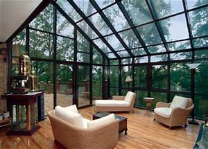 Sunrooms with Glass Roofs: Photos & Design Ideas