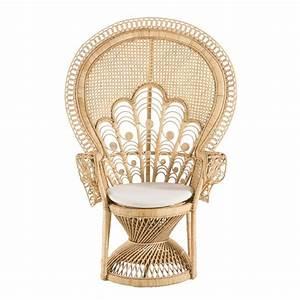 Fauteuil Rotin Maison Du Monde : fauteuil en rotin tress manille fauteuil maisons du monde ventes pas ~ Teatrodelosmanantiales.com Idées de Décoration