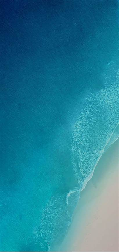 Iphone Wallpapers Vivo Aqua Ios V9 Water
