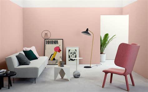 Pink Living Room Benjamin Moore