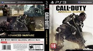 Call of Duty Advanced Warfare PlayStation 3 Box Art Cover ...