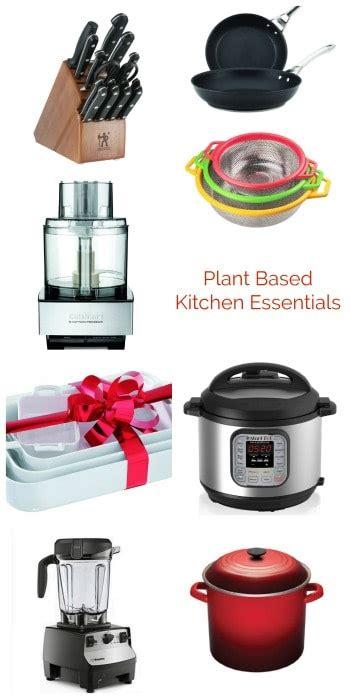 Kitchen Gadgets Essentials by Plant Based Kitchen Essentials List Veggie Inspired