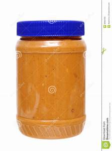 Peanut Butter Jar Stock Photos - Image: 30564703