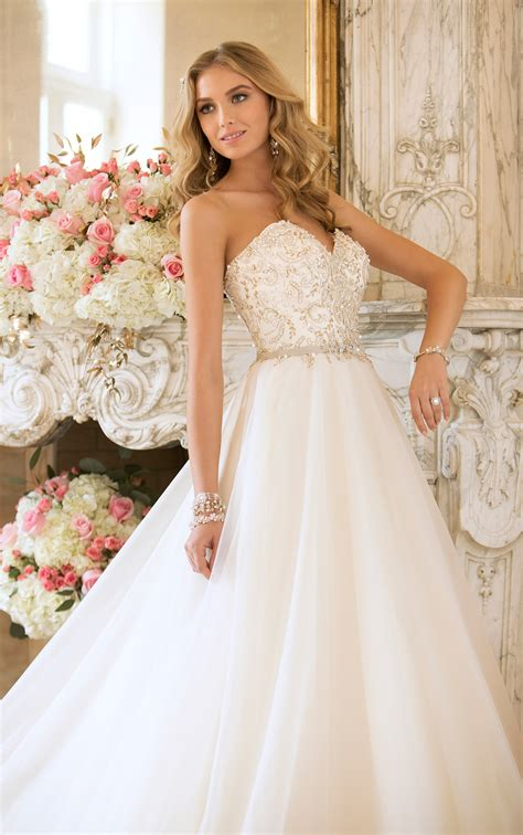 Wedding Dresses Princesswedding Dresses Stella York