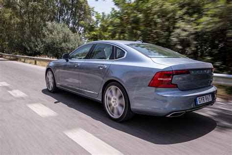 2017 Volvo S90 Review  Photos Caradvice