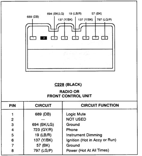 1997 Ford Explorer Jbl Stereo Wiring Diagram by I Am Trying To Replace The Hu In A 96 Ford Explorer Jbl