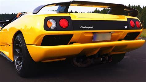 Lamborghini Diablo Sound V12 Revs 550plus Club