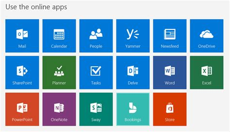 Office Apps by Office 2016 New Features Office 365 New Features