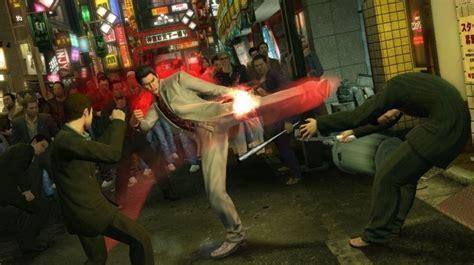 yakuza kiwami screenshots show  japan