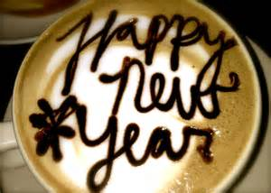 Happy New Year Coffee