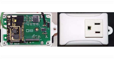 Wireless controlled power SSR for AC power includes a ...
