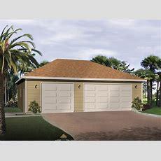 Lizette Threecar Garage Plan 059d6017  House Plans And More