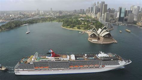 Carnival Spirit To Stay In Sydney