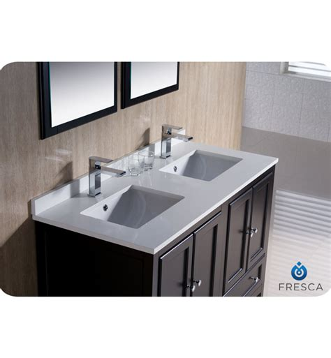 48 inch kitchen sink 48 quot fresca oxford fvn20 2424es traditional sink 3918