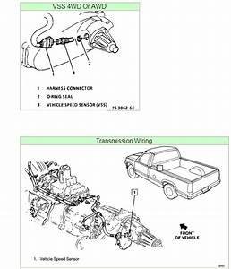 How Do I Install A Speed Sensor On A 1994 Chevy Silverado