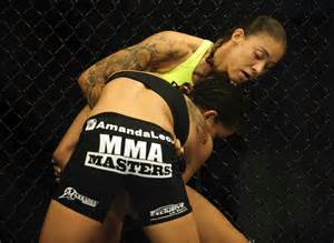 Germaine De Randamie MMA