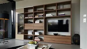 Hülsta Now Time Wohnwand : wohnwand h lsta architektur innendesign wandverkleidung zenideen ~ Orissabook.com Haus und Dekorationen
