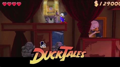 ducktales remastered video game trailer sing  youtube