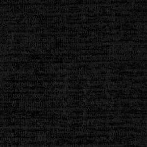 Ramtex Empress Textured Velvet Black - Discount Designer