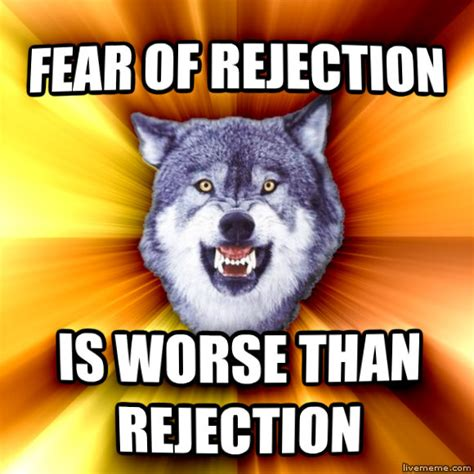Courage Wolf Meme Generator - livememe com courage wolf