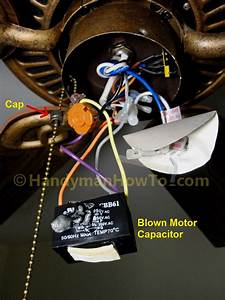 Hampton Bay 3 Speed Ceiling Fan Switch Wiring Diagram