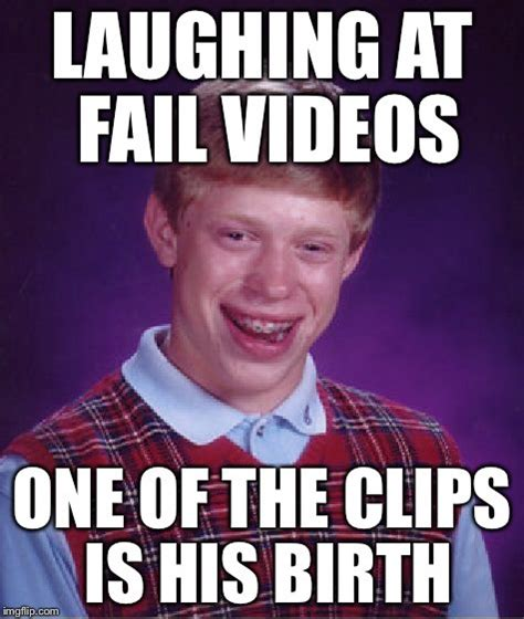 Badluck Brian Meme - bad luck brian the history behind an internet sensation