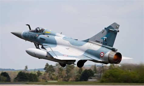 French Air Force Mirage 2000 Upgrade Nearly Similar To