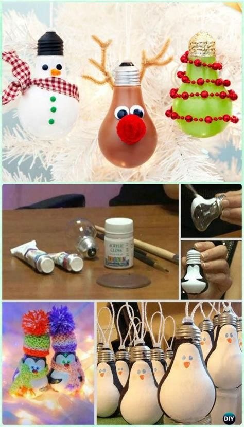 christmas lights craft for kids best 25 ornament crafts ideas on ornament crafts clear