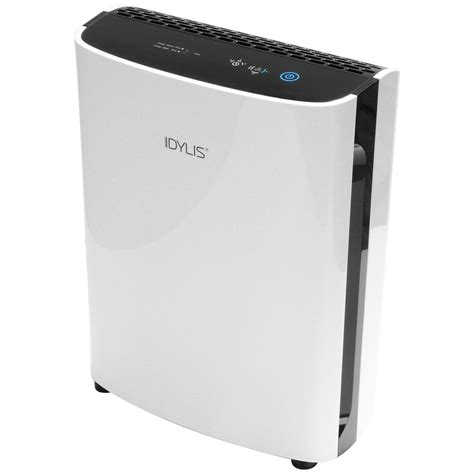 hepa air shop idylis 3 speed 232 sq ft hepa air purifier at lowes com