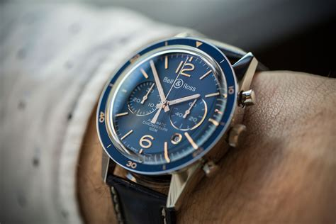 bell und ross bell ross br 126 aeronavale vintage on review