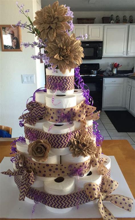 geburtstagstorte selber machen torte aus toilettenpapier selber machen torte anders gestalten