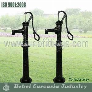 Hand Wasserpumpe Garten : gusseisen manuelle wasserpumpe garten hrc hp03 f r hand ~ Frokenaadalensverden.com Haus und Dekorationen