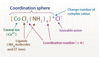 Psychology Career Diagram Of Sphere by Coordination Compounds Hsc Boards Wikia Fandom Powered