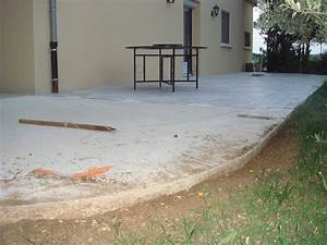 comment poser du carrelage faites le niveau avant et With carreler une terrasse exterieure