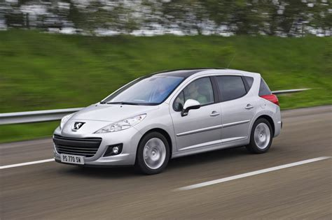 peugeot 207 new details images of the new 2010 peugeot 207 facelift