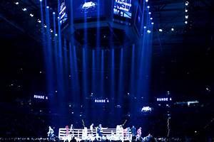 Clay Paky Clay Paky Lights The Championship Boxing Hamburg