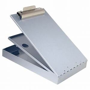 aluminum forms holder large retail packaging With aluminum portable document holder