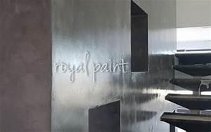 Béton Ciré Mural : royal paint artisans d 39 art ~ Melissatoandfro.com Idées de Décoration