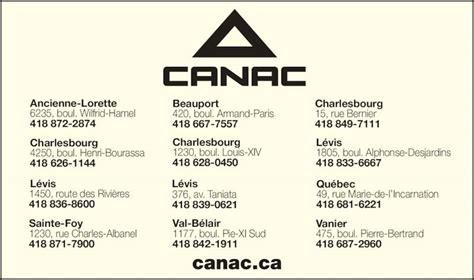 canac lancienne lorette qc  boul wilfrid hamel canpages fr