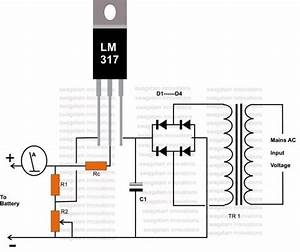 Inspirational 12 Volt Car Battery Charger Circuit Diagram