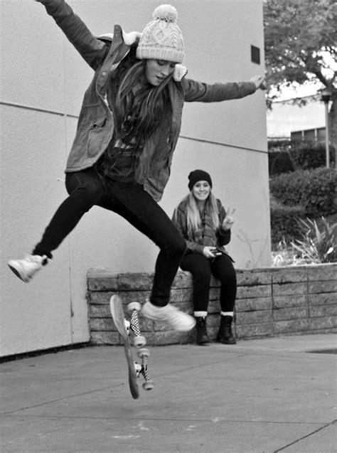 Cute Skater Girl Tomboy