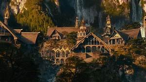 rivendell - The Hobbit: An Unexpected Journey Wallpaper